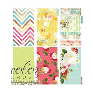 Color Crush Planner Dividers - Count Your Blessings