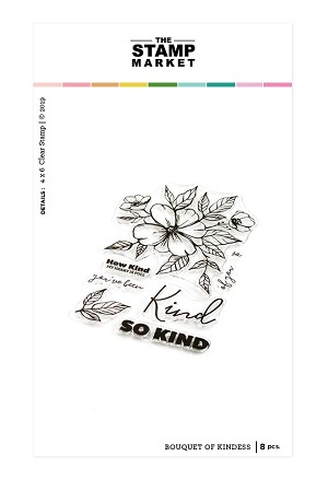 Bouquet of Kindness Stamp Set