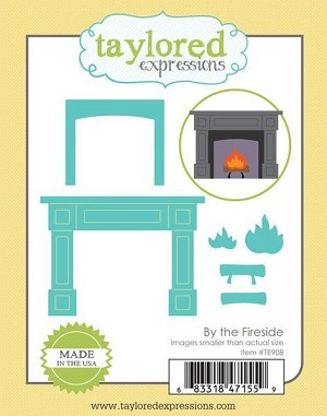 By The Fireside Stamp Set