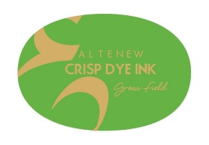 Grass Field Crisp Dye Ink