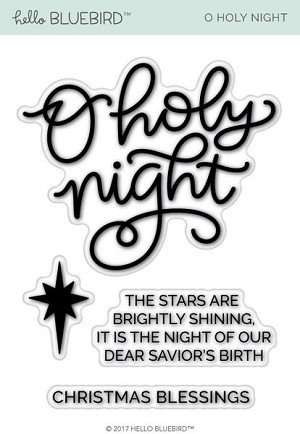 O Holy Night Stamp Set