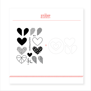 Heaps of Hearts Stamp & Die Bundle