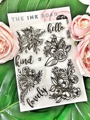 Bella Flora Stamp Set