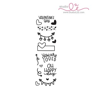 Valentine Stamp Set