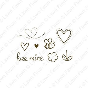 Bee Mine Stamp Set