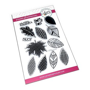 Leaf Motifs Stamp Set