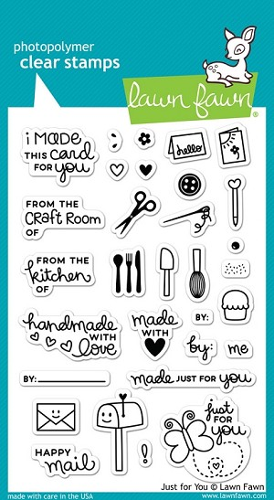 Just For You Stamp Set
