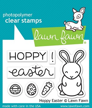 Hoppy Easter Stamp Set