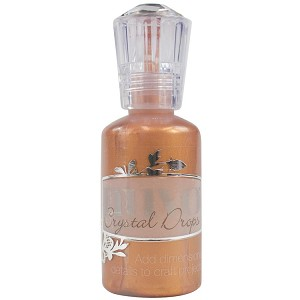 Nuvo Crystal Drops Metallic Copper Penny