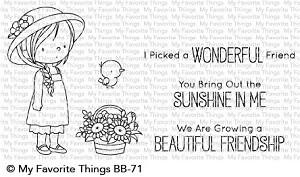 Bring Out the Sunshine Stamp Set