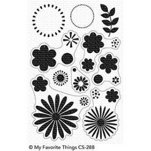 Bold Blossoms Stamp Set
