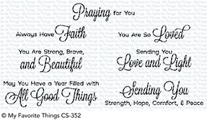 Beautiful Blessings 2 Stamp Set