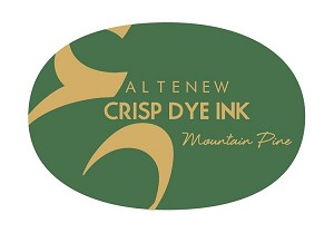 Mountain Pine Crisp Dye Ink