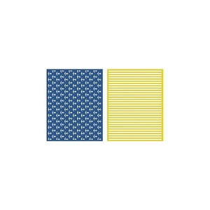 Goosebumps Embossing Folder Nautical