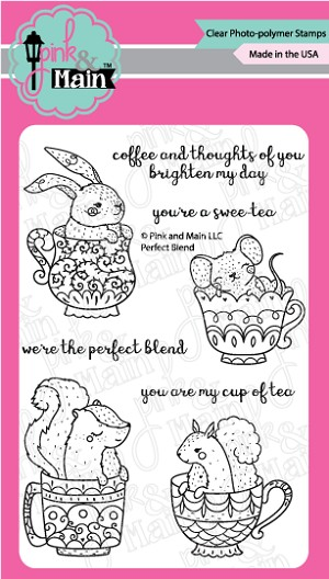 Perfect Blend Stamp Set