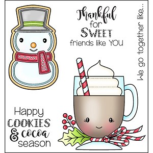 Sweet Friends Stamp Set