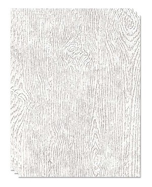 Decorative Woodgrain Vellum