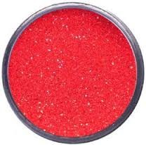 Red Glitz Embossing Powder
