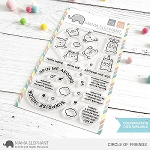 Circle Of Friends Stamp Set