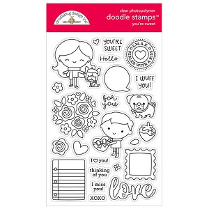 You're Sweet Stamp Set