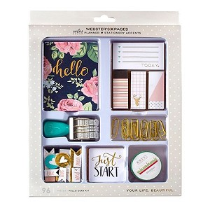 Color Crush Accents Kit Hello Dear