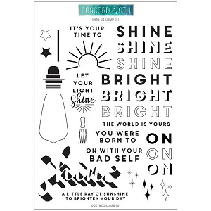 Shine On Stamp Set
