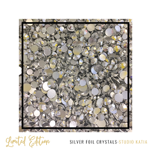 Silver Foil Crystals
