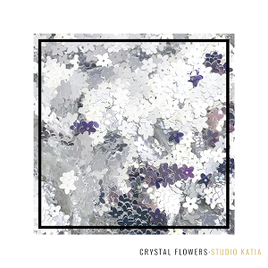 Crystal Flowers Sequins