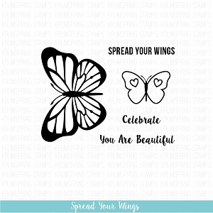 Spread Your Wings Stamp Set
