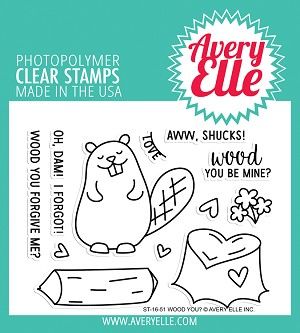 Wood You? Stamp Set