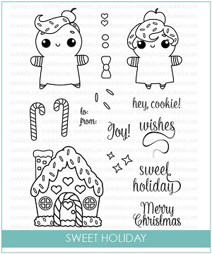 Sweet Holiday Stamp Set