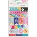 Stay Colorful Washi Book