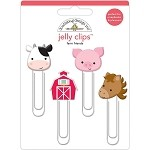 Down on the Farm Jelly Clips