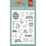 Celebrate Autumn Nuts About You Stamp Set