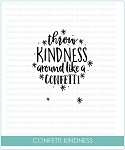 Confetti Kindness Stamp Set