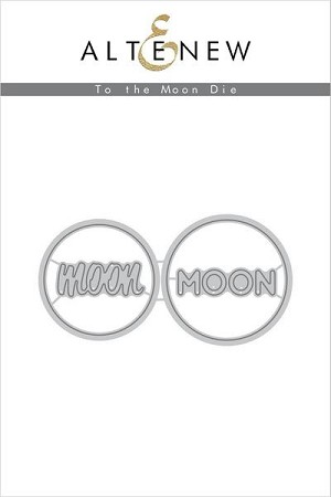 To the Moon Die Set