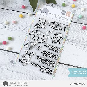 Up And Away Stamp Set