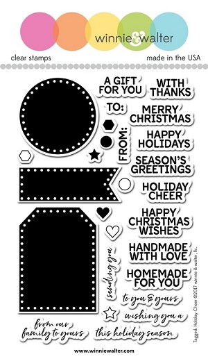 Tagged: Holiday Cheer Stamp Set