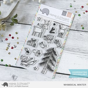 Whimsical Winter Stamp Set