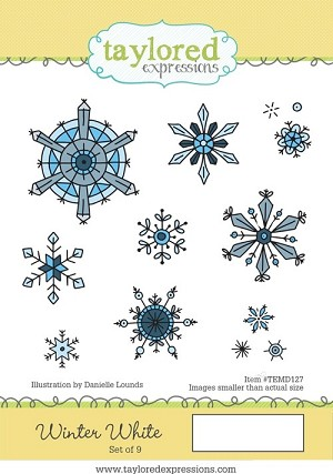 Winter White Stamp Set