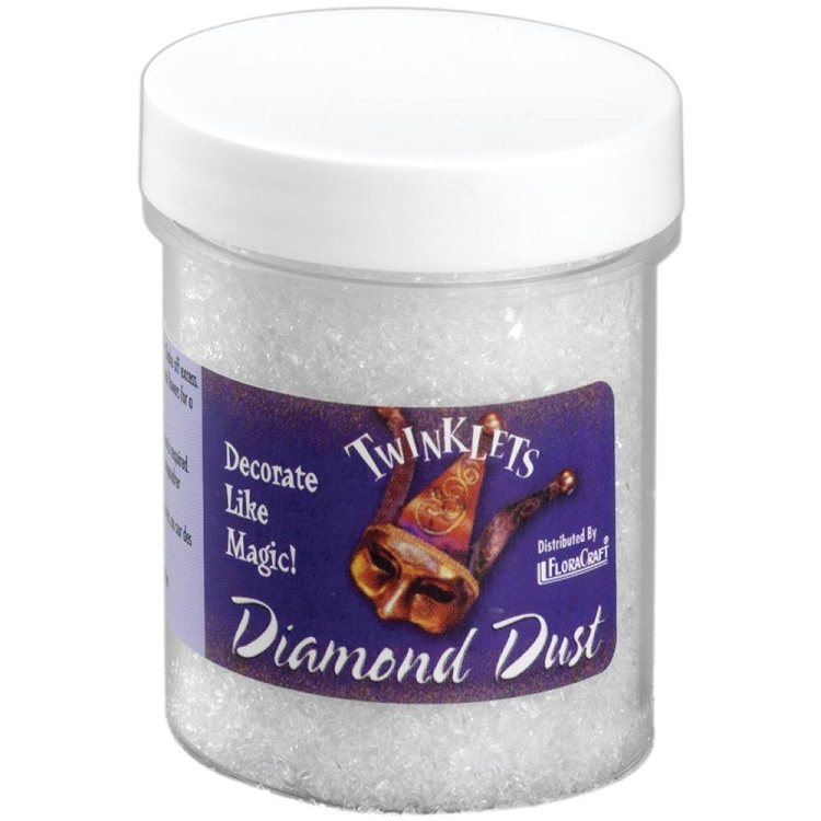 Iridescent Diamond Dust 3oz