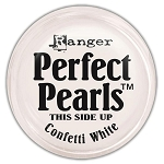 Perfect Pearls Powder Confetti White
