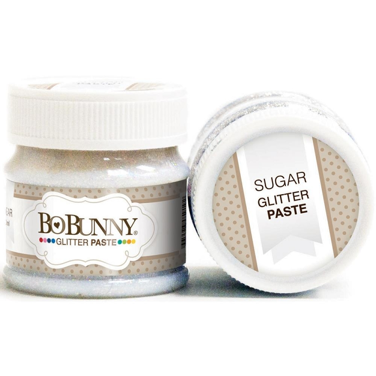 Double Dot Glitter Paste Sugar