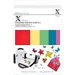 Xtra A5 Colored Acetate Sheets