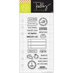 Kelly's Fall Planner Stamp Set