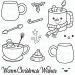 Warm Christmas Wishes Stamp Set