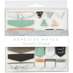 Pennants Adhesive Planner Note Pads