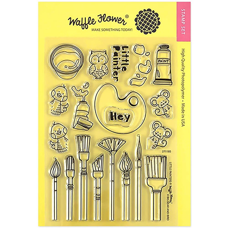 Little Painters Stamp Set