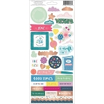 Whimsical Accent Stickers