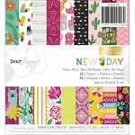 New Day 6x6 Paper Pad